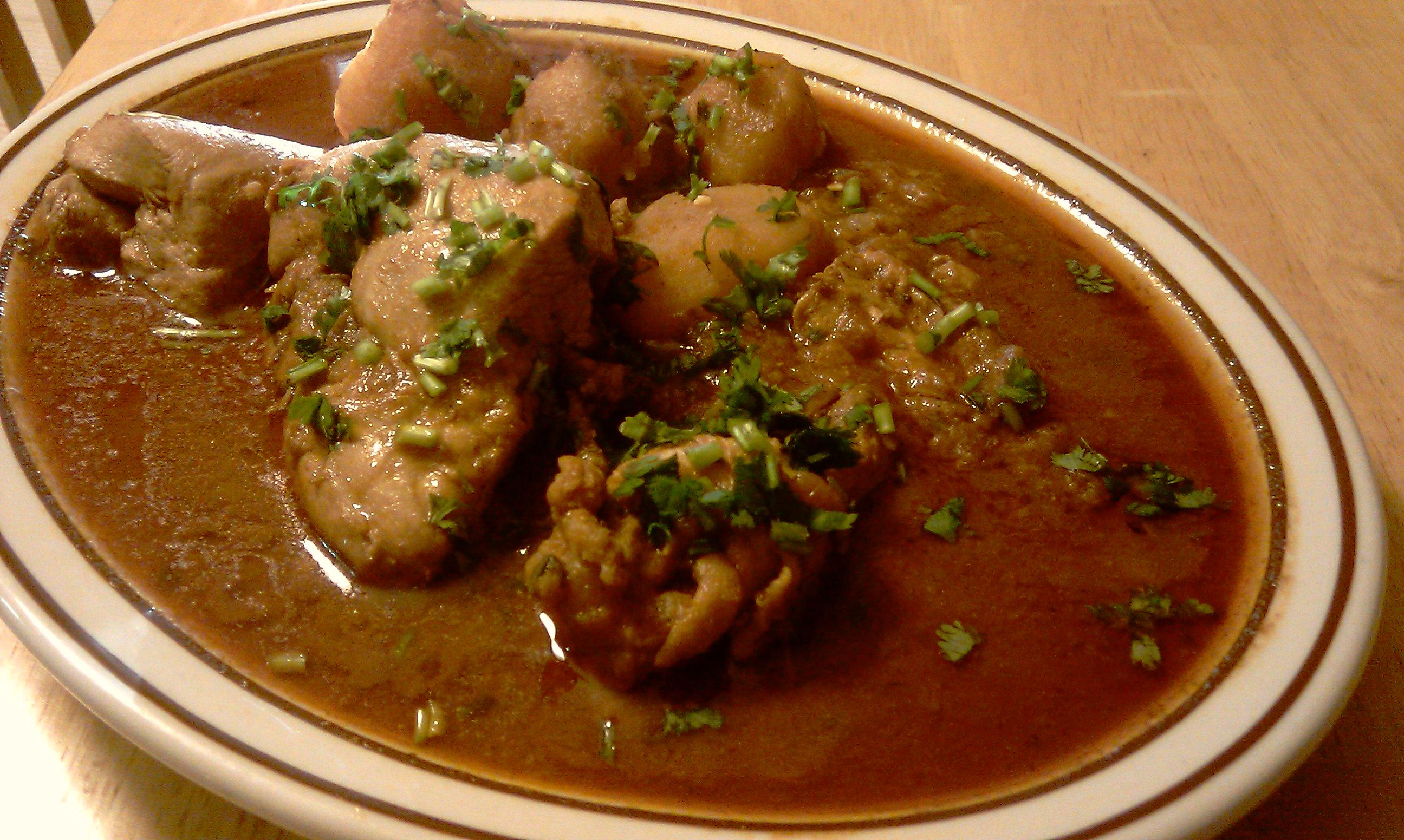 Korma - Almost Eatable