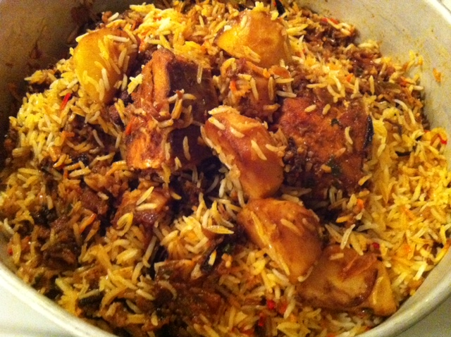Rice a yemeniyahs recipes since aden is a coastal region we eat fish pretty much on a daily basis we also have many rice and fish dishes this one is called sayadiyyah hindiyyah forumfinder Choice Image
