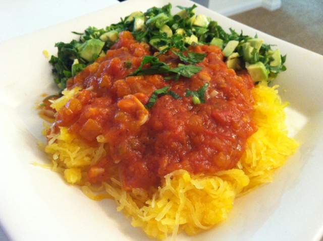 Image Result For Can You Freeze Spaghetti Squash