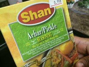 Achar Seasoning